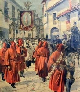 Penitents rouges